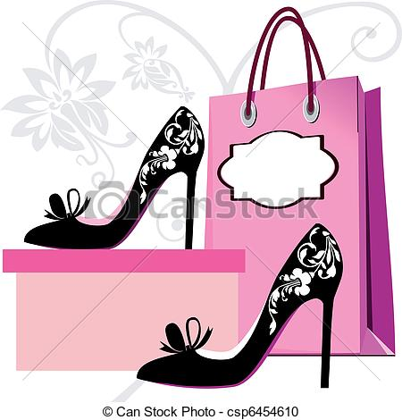 shopping-clipart-can-stock-photo_csp6454610.jpg: www.clipartpanda.com/categories/shopping-bag-clipart