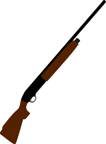 Rifle shooting clipart