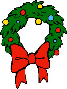 Clipart Christmas Garland | Clipart Panda - Free Clipart Images