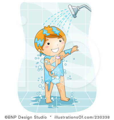 Shower Clip Art Free Clipart Panda Free Clipart Images