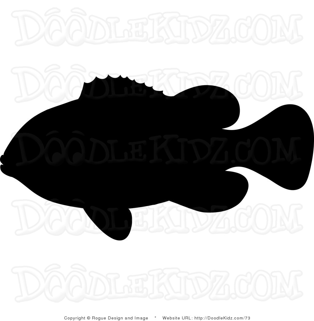 silhouette-clipart-clip-art-image-of-a-clown-fish-silhouette-by-pams    Ocean Silhouette Clip Art
