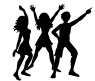 dancer clipart silhouette clipart panda free clipart images rh clipartpanda com clipart images of dancers clipart of praise dancers