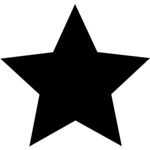 Black Stars Clipart | Clipart Panda - Free Clipart Images
