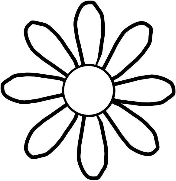 clipart spring flowers black and white clipart panda free rh clipartpanda com  flower clipart black and white free download