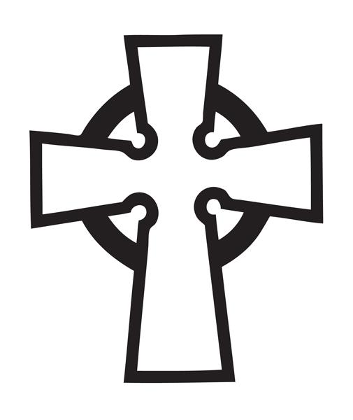 Clip Art Celtic Cross Clip Art simple celtic cross clip art clipart panda free images