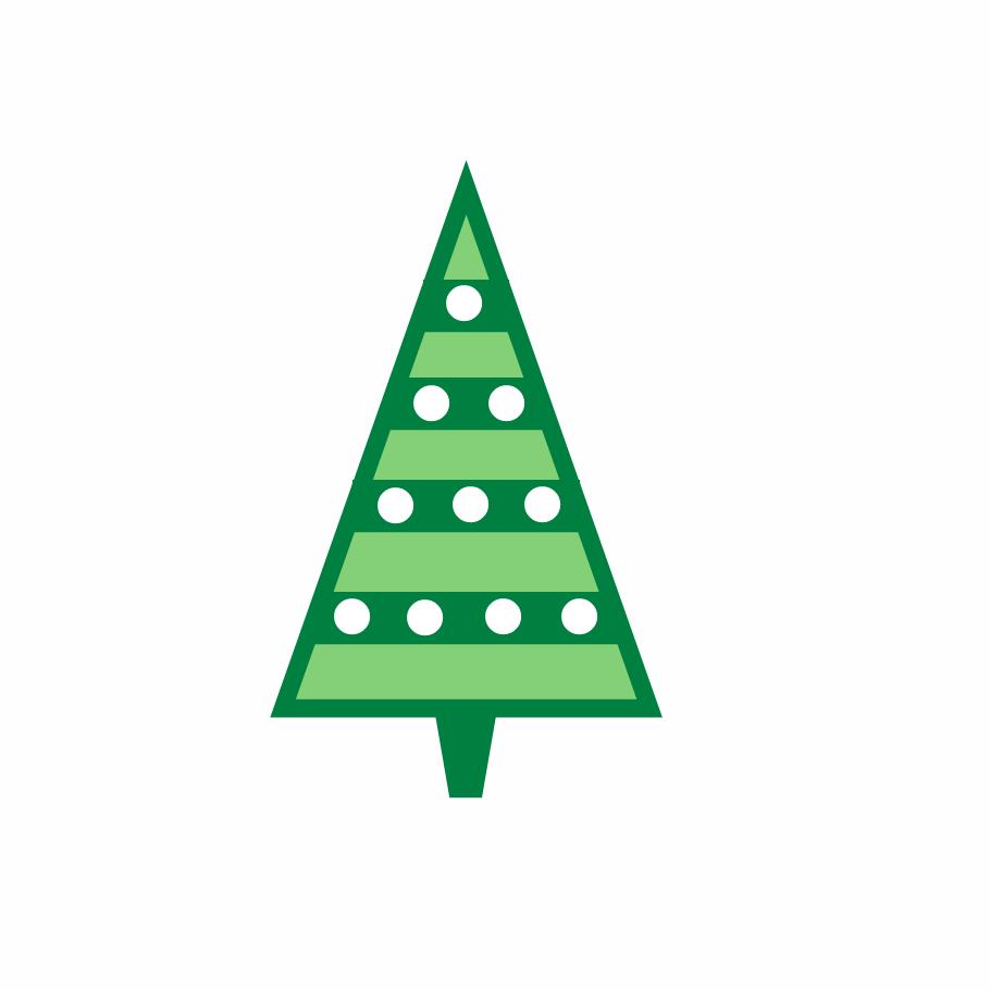 Free Christmas Tree Clip Art   Clipart Panda - Free ...