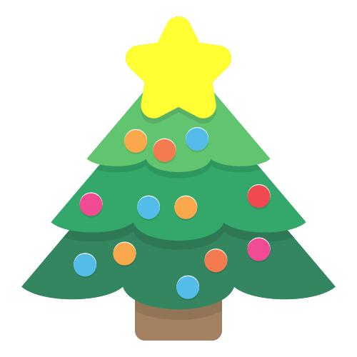 Simple Christmas Tree Clipart   Clipart Panda - Free ...