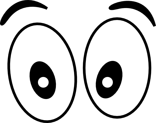 cartoon eyes clipart panda free clipart images rh clipartpanda com big cartoon eyes clip art cartoon eyes clip art free