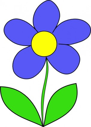 Simple Flower Clipart | Clipart Panda - Free Clipart Images