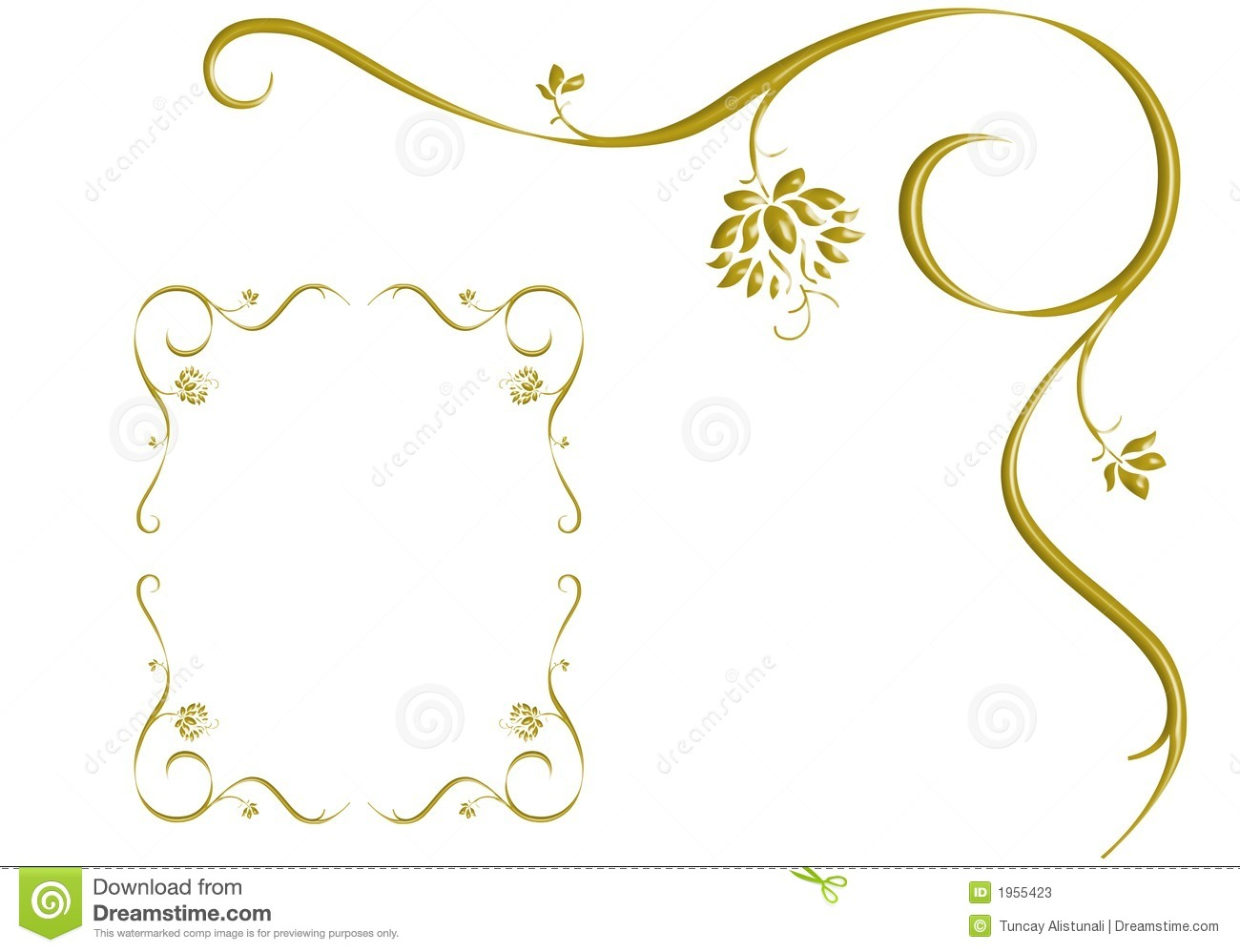frame designs vector clipart 47 embroideryshristi