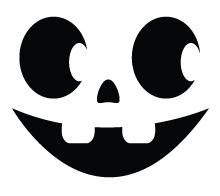 Simple Pumpkin Outline | Clipart Panda - Free Clipart Images