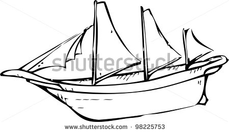 Simple Hand Drawing Of Sailing Clipart Panda Free Clipart Images