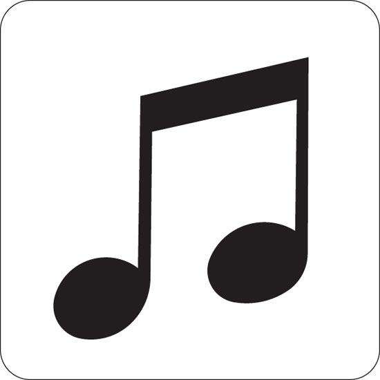 Musical Notes Transparent Background   Clipart Panda ...