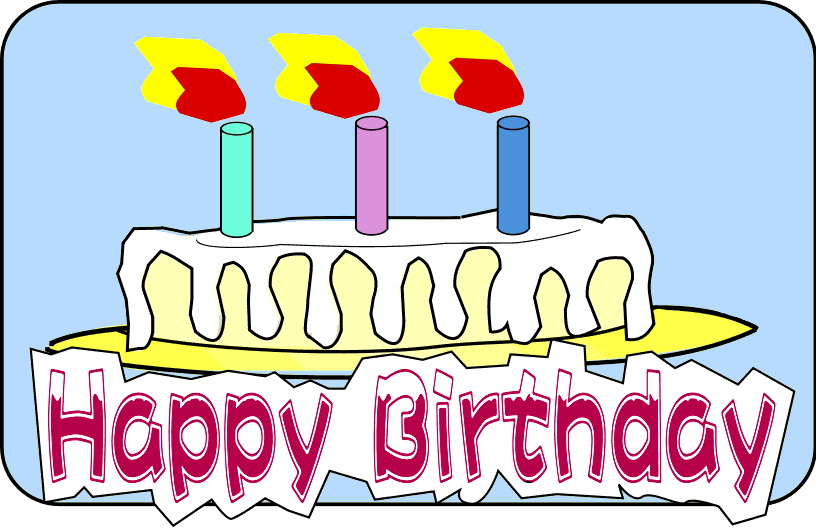 Birthday Cake Clipart | Clipart Panda - Free Clipart Images