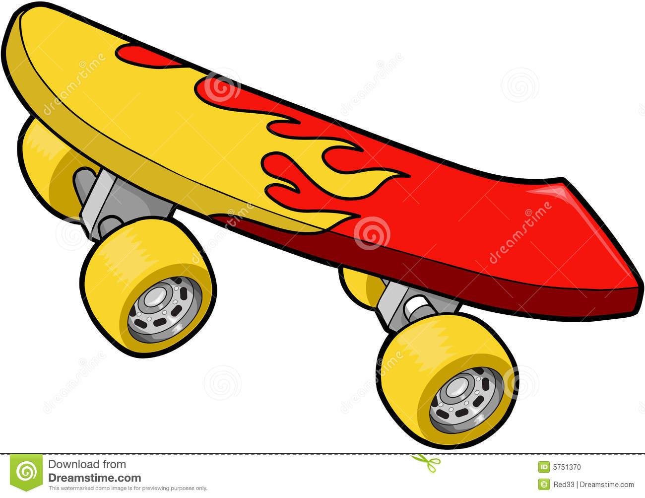 Skateboard clip art images skateboard stock photos amp clipart - Skateboard 20clipart