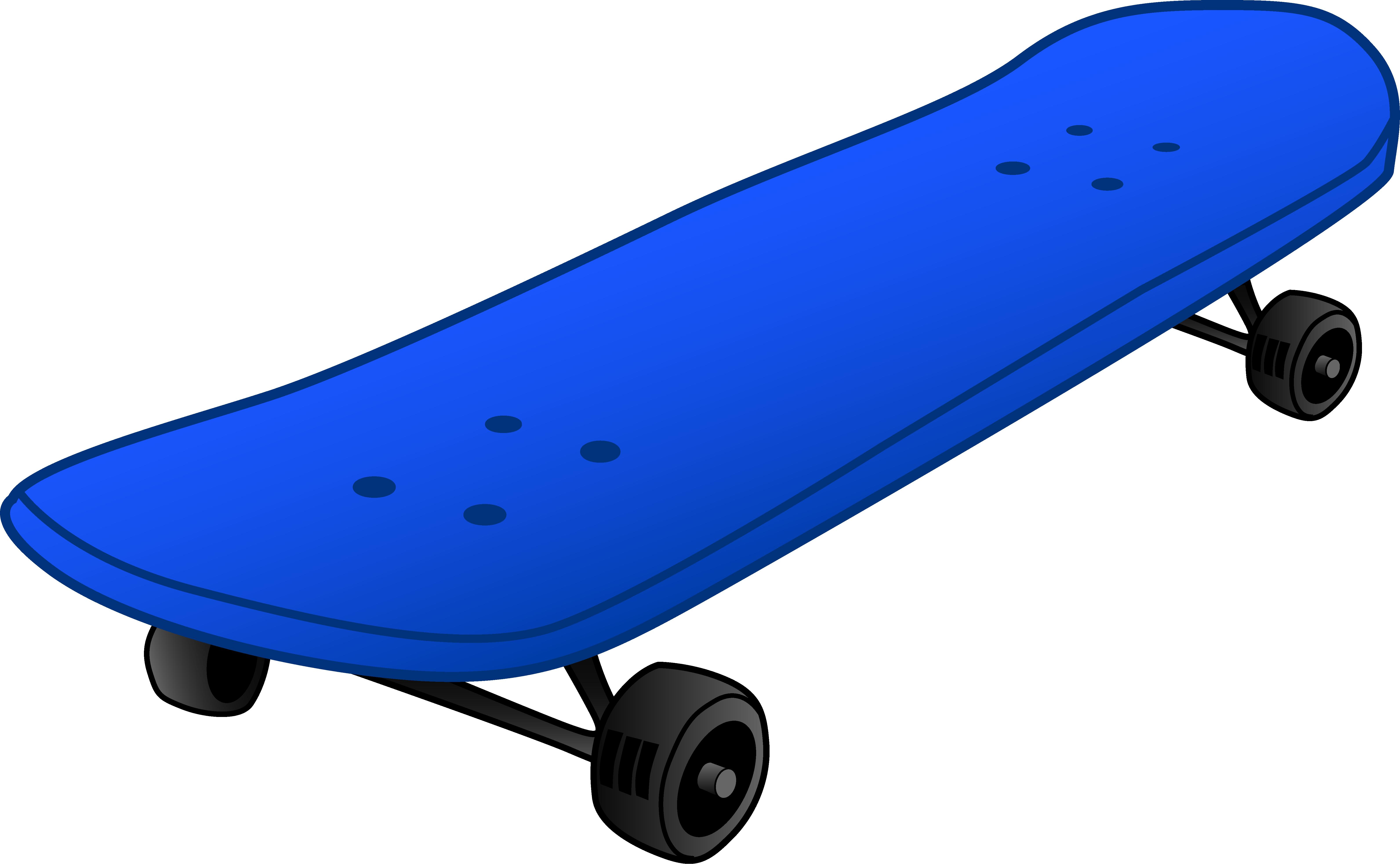 Skateboard Clip Art Borders | Clipart Panda - Free Clipart Images