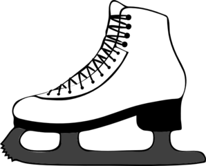 ice skating clipart clipart panda free clipart images rh clipartpanda com ice skating shoes clipart ice skating clipart black and white