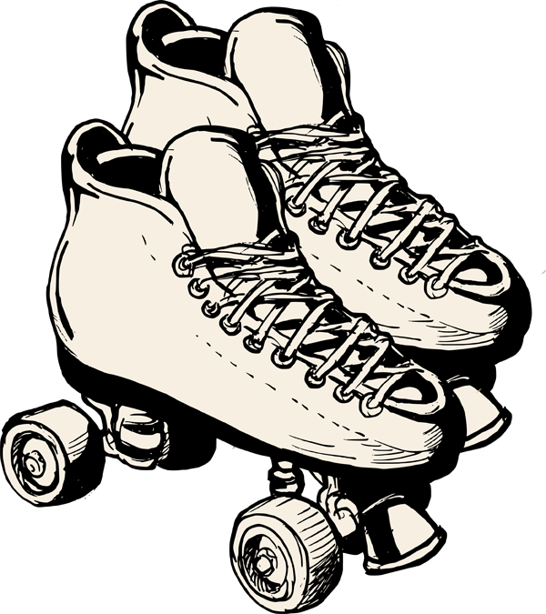 Skates Clip Art | Clipart Panda - Free Clipart Images