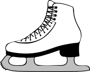 Figure Skating Clip Art