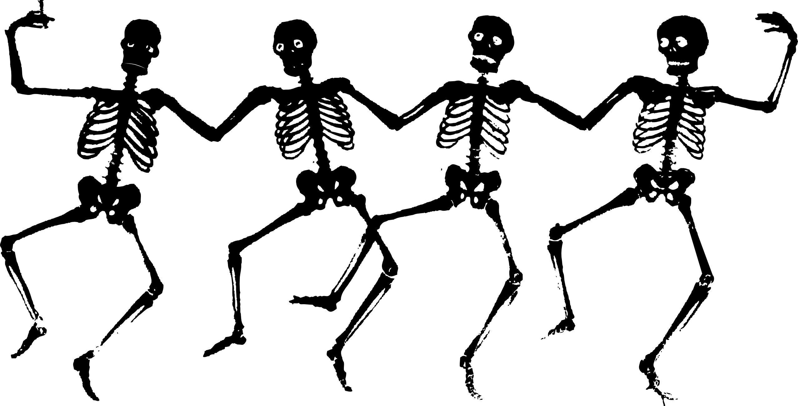 Dancing Skeletons Chapter Summaries