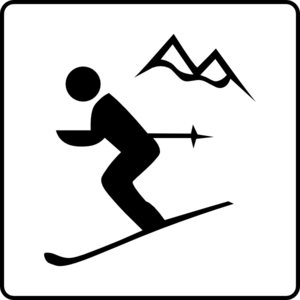 Skiing Clip Art - ClipArt Best | Clipart Panda - Free Clipart Images