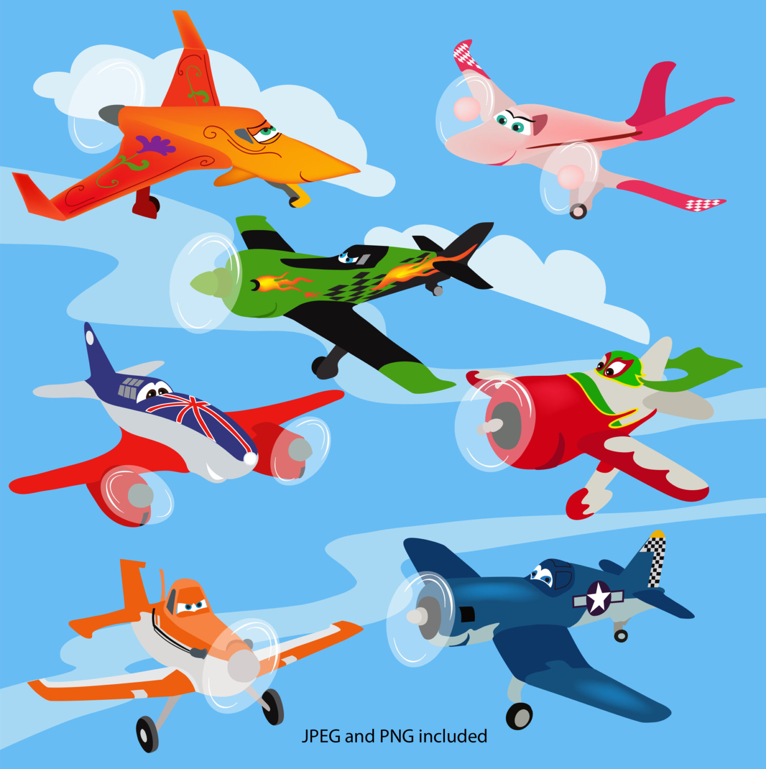 red vintage airplane clipart clipart panda free