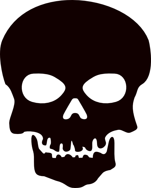 skull-clip-art-clipart-skull-512x512-7232 pngHalloween Skull Silhouette
