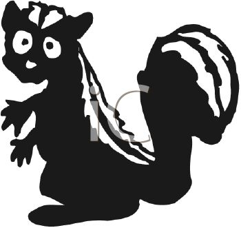 Skunk 20clipart | Clipart Panda - Free Clipart Images