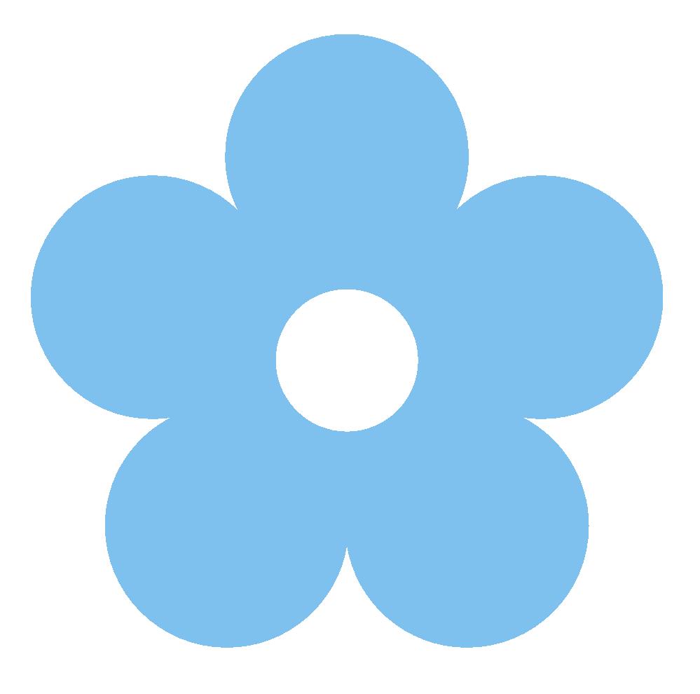 blue flower clip art clipart panda free clipart images rh clipartpanda com blue flower clipart free blue hibiscus flower clipart