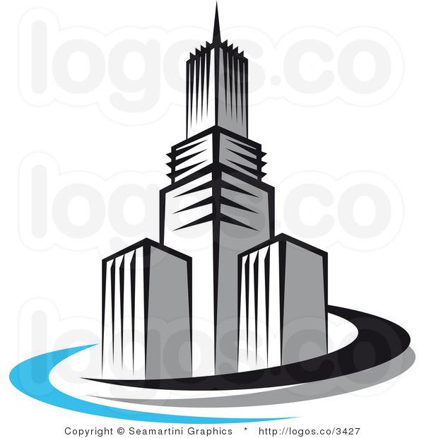 skyscraper clip art � cliparts