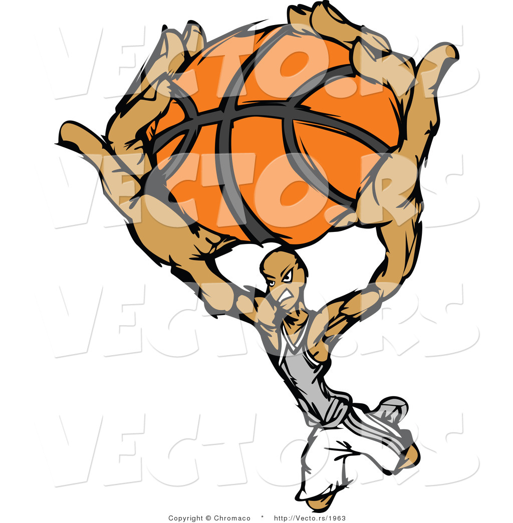 How To Draw Nba Players Dunking - 209.6KB