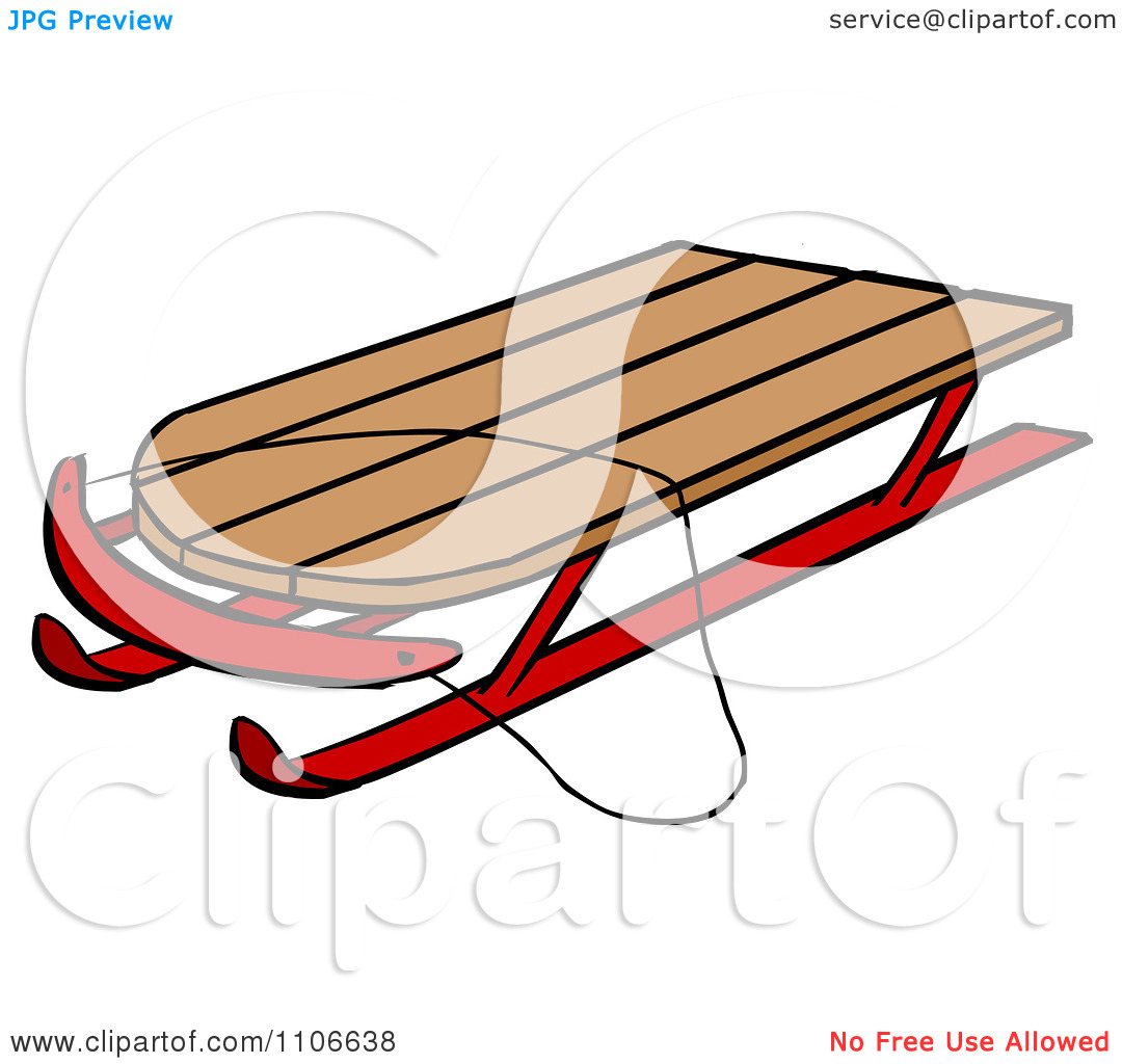 sled clipart clipart panda free clipart images