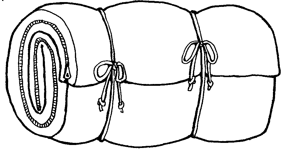 sleeping bag clipart black and white clipart panda free clipart rh clipartpanda com sleeping bag clip art free sleeping bag clipart free
