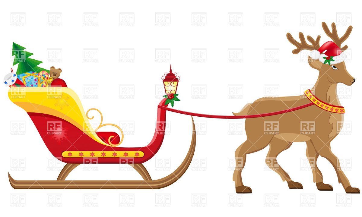 Sleigh Clipart Clipart Panda Free Clipart Images
