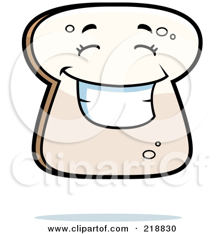 Slice Of Bread Clipart | Clipart Panda - Free Clipart Images