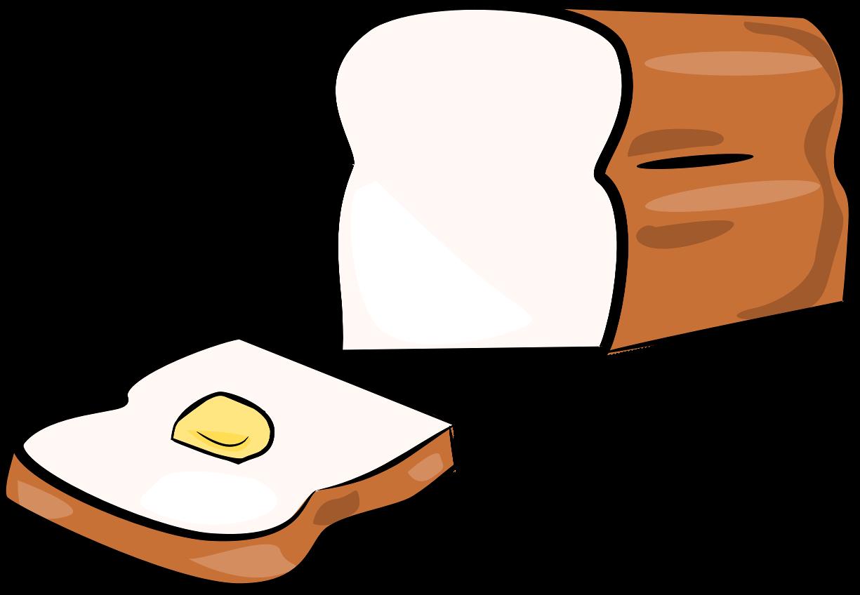 Bread Slice Clip Art
