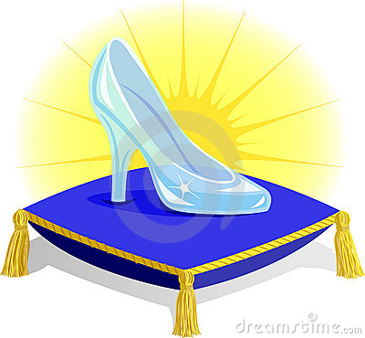 Maybe Those Glass Slippers | Clipart Panda - Free Clipart Images