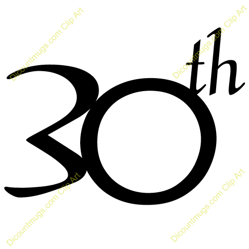 30th birthday clip art item clipart panda free clipart images rh clipartpanda com 40th birthday clipart happy 30th birthday clipart