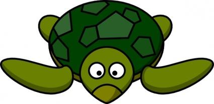 Sleepy Tortoise - Slow Clip Art - Free Transparent PNG Clipart Images  Download