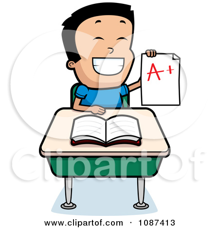 Smart Student Clipart Black And White | Clipart Panda ...