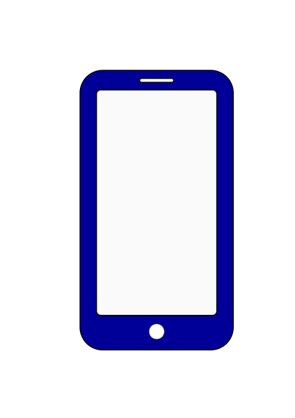 smartphone clipart clipart panda free clipart images rh clipartpanda com clipart mobile phone free cell phone clipart free