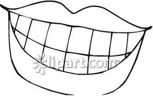 smile%20clipart%20black%20and%20white