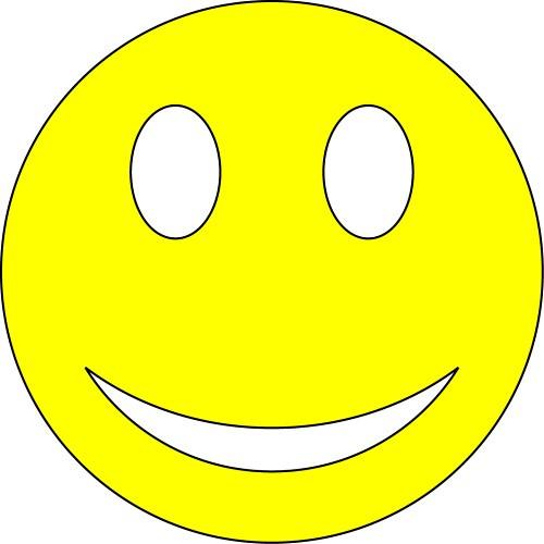 Smiley Face Clip Art Animated | Clipart Panda - Free ...