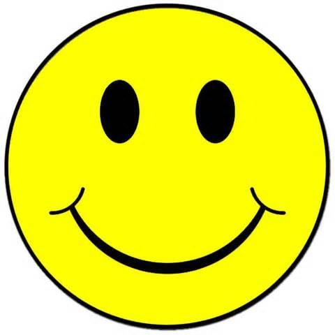 Cartoon Happy Face Clipart