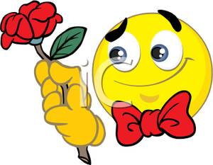 Smiley 20face 20flower 20clipart