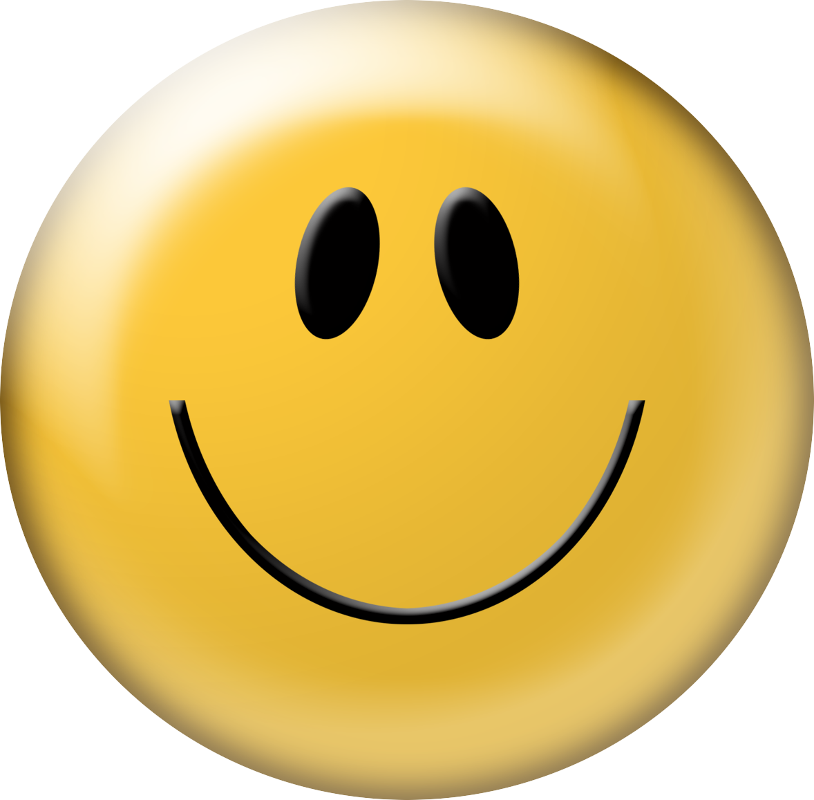 Smiley Face Transparent Background | Clipart Panda - Free ...