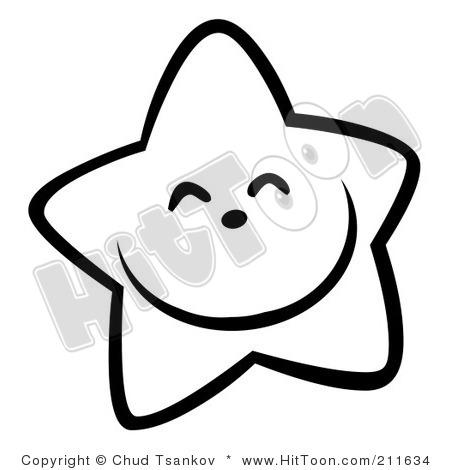 smiley face star clipart black and white clipart panda free rh clipartpanda com Straight Face Outline Okay Smiley Face Clip Art