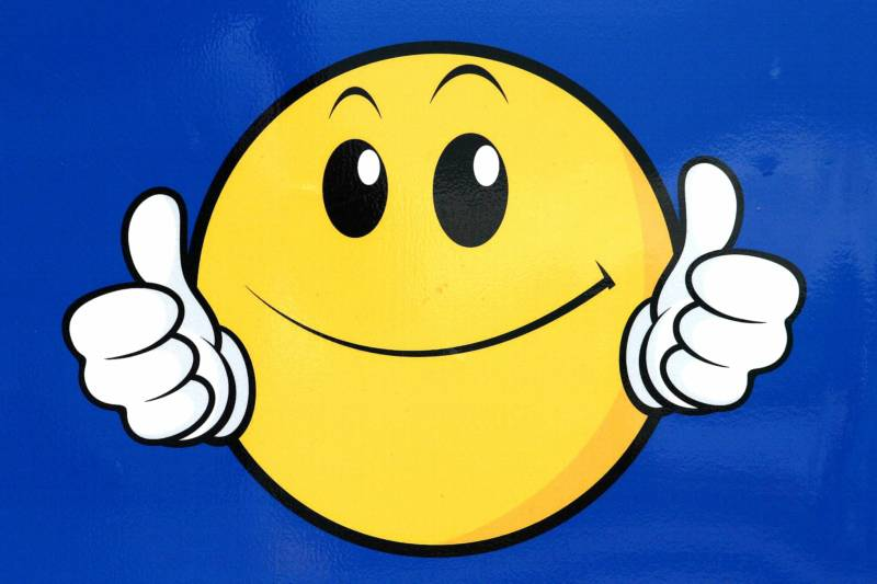 Animated smiley faces thumbs up - photo#46