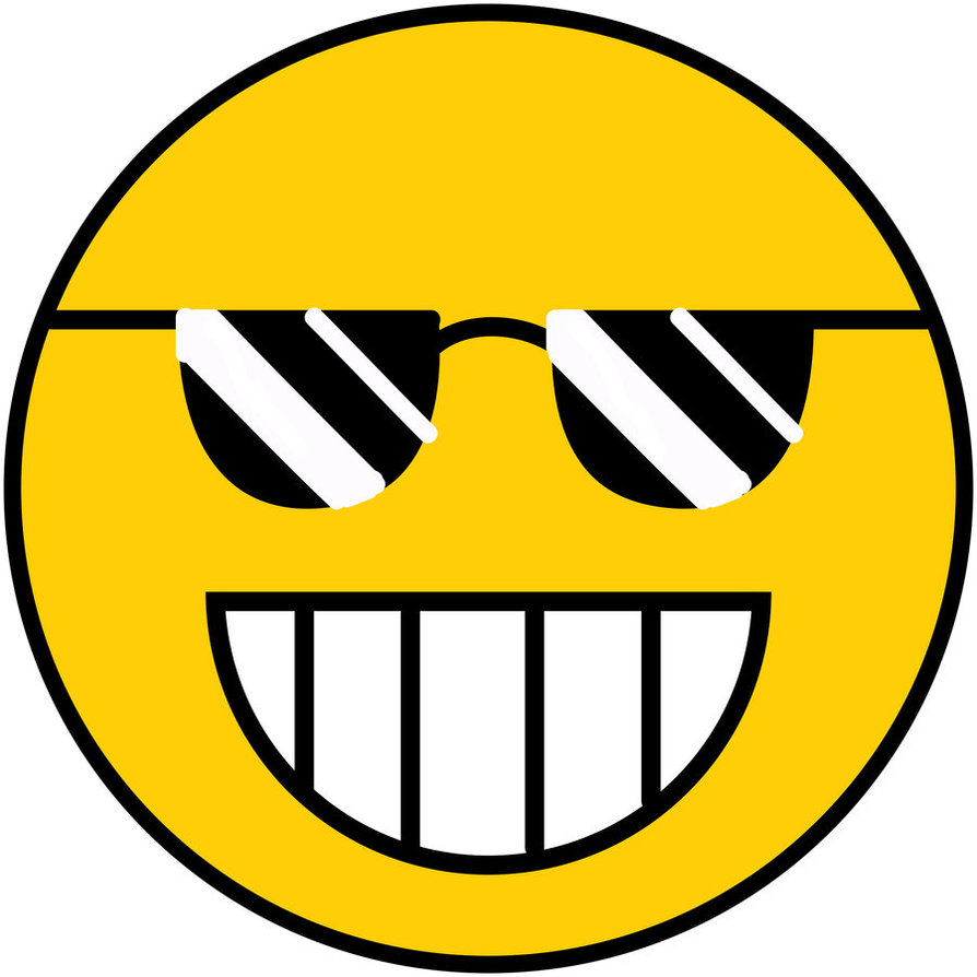 Smiley Face Thumbs Up Black And White | Clipart Panda ...