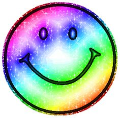 Smiley face rainbow. With mustache clipart panda